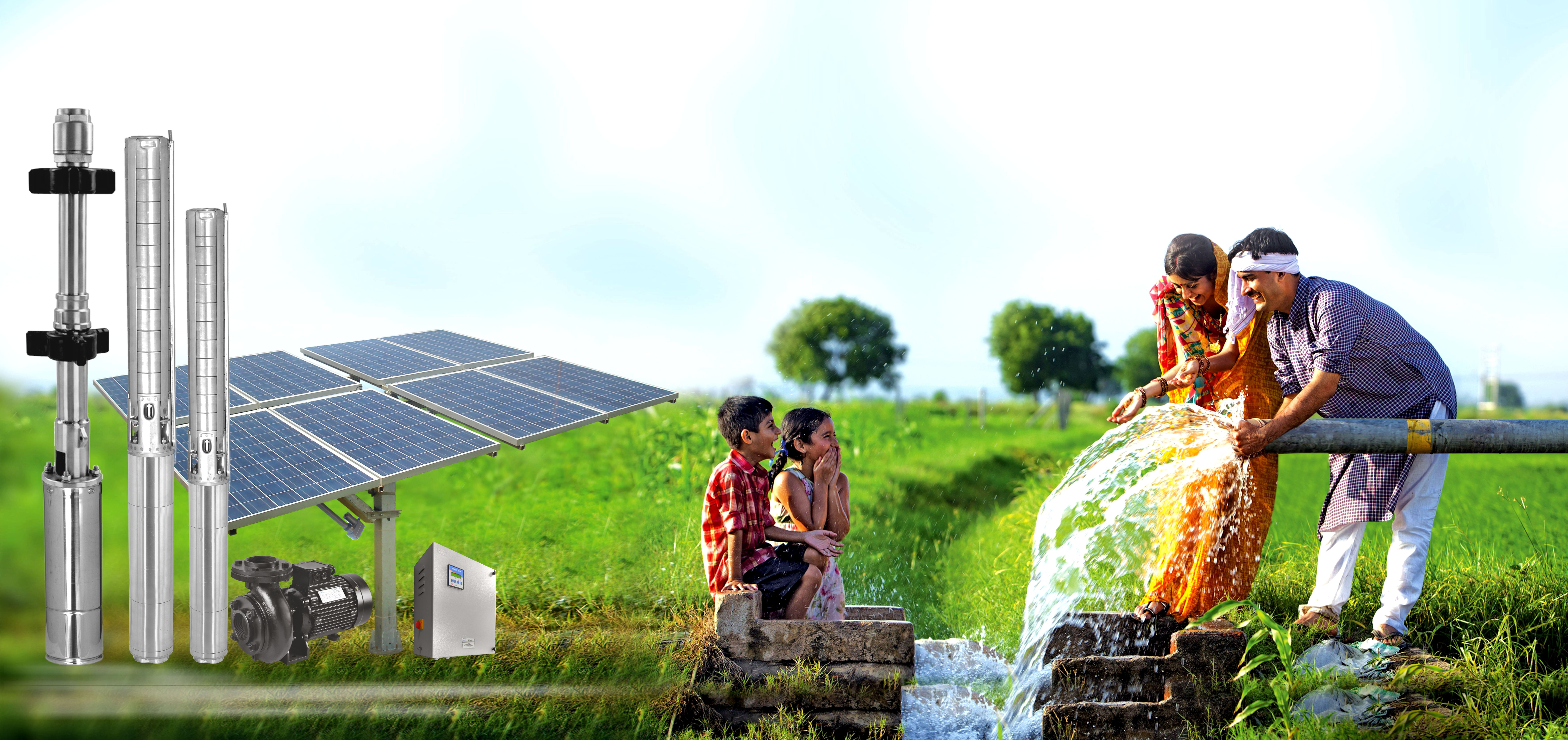Solar Pumping Systems: Simplifying Water Responsibly