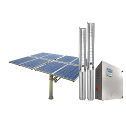 AC SUBMERSIBLE SOLAR PUMPS
