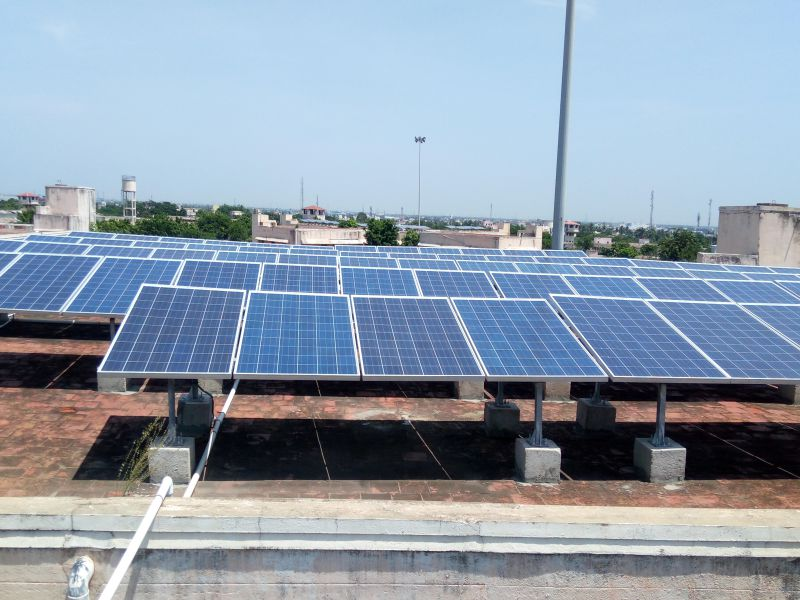 330KWP ROOFTOP GRID TIED SOLAR SYSTEM