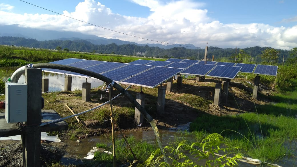 How to Install Solar Pump system?