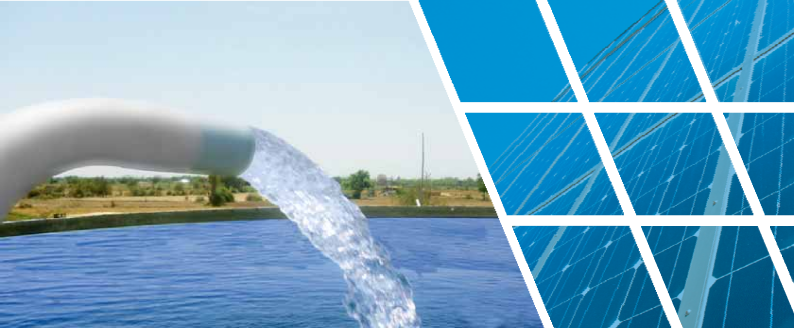 Lubi Solar AC Surface Pump LSY SERIES (Solar Centrifugal Monoblock Pumps): Features, Technology and Benefits.